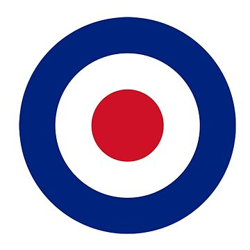Large Roundel by iolaire
