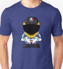 Guy Martin Racer Cartoon Design T-Shirt