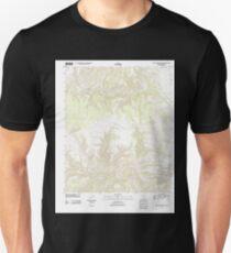 USGS TOPO Map Arizona AZ Willow Mountain SE 20111031 TM T-Shirt