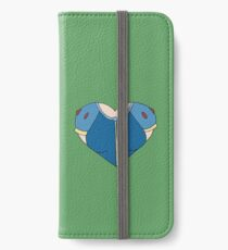 A Heart as White as Snow iPhone Wallet/Case/Skin