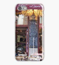 Bouchon Lyonnais iPhone Case/Skin