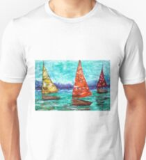 Sailboat Dreams T-Shirt