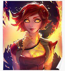 Borderlands Lilith Poster
