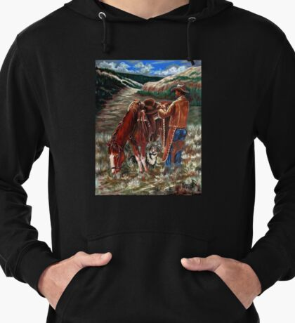 High Country Morning Lightweight Hoodie