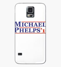 Michael Phelps Aufkleber Hülle & Skin für Samsung Galaxy