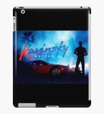 Kavinsky outrun iPad Case/Skin