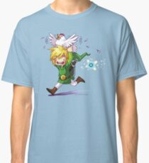Cucco Run! - Legend of Zelda Classic T-Shirt