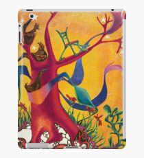 Red Roots White Rocks iPad Case/Skin