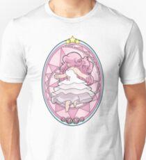 Rose Quartz Stained Glass Window T-Shirt