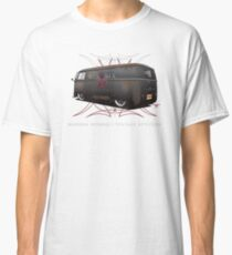 Vintage Panel Bus Classic T-Shirt