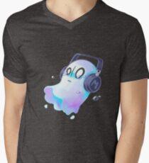 Napstablook Men's V-Neck T-Shirt
