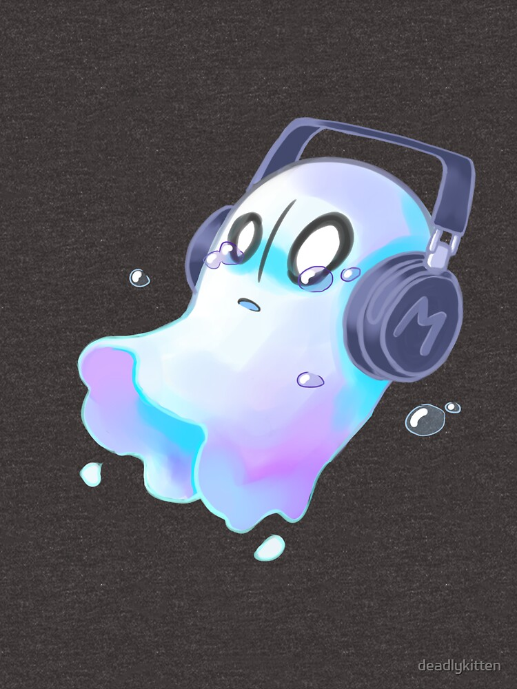 Napstablook by deadlykitten