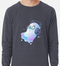 Napstablook Lightweight Sweatshirt