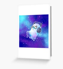 Napstablook Greeting Card