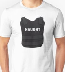 Haught Bullet Proof Vest - Wynonna Earp T-Shirt