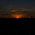 Sunset from Home 4th November 2012 by Tony Lin