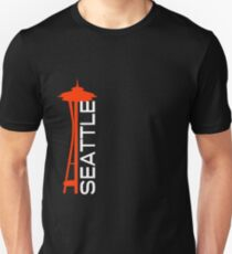 Seattle, Washington Unisex T-Shirt