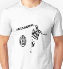 Giorgio Chiellini - King Kong - Juventus T-Shirt