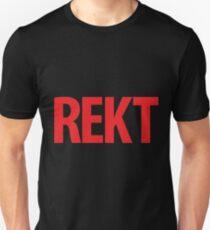 REKT Unisex T-Shirt