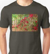 Cascading Bougainvillea Unisex T-Shirt