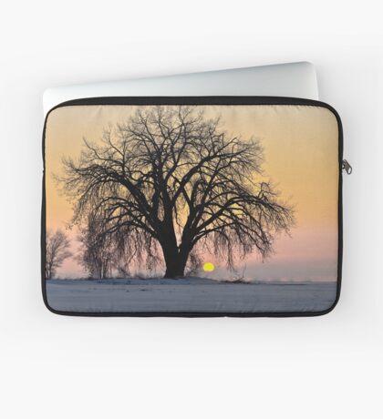 Cottonwood Cold Sunrise Laptop Sleeve