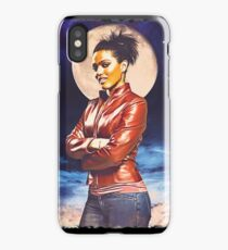 Martha Jones (vignette) iPhone Case/Skin