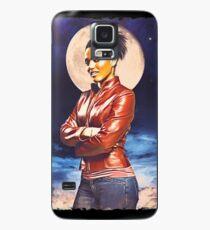 Martha Jones (vignette) Case/Skin for Samsung Galaxy