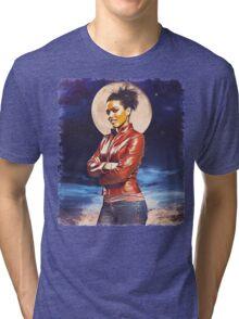 Martha Jones (vignette) Tri-blend T-Shirt