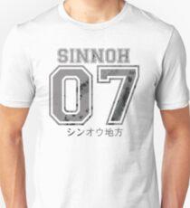 Sinnoh Jersey - EN ver.  Unisex T-Shirt