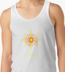 House of the Golden Flower Tank Top