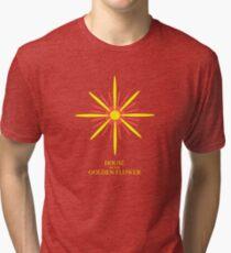 House of the Golden Flower Tri-blend T-Shirt