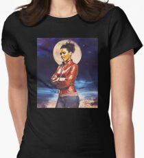 Martha Jones Women's Fitted T-Shirt