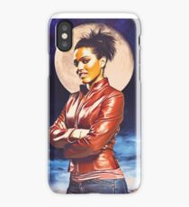 Martha Jones iPhone Case/Skin