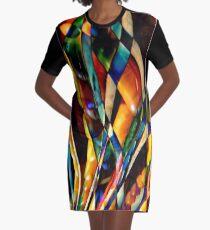 Streamers Graphic T-Shirt Dress