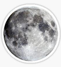 Mond Sticker