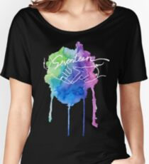 Seventeen Watercolor Women's Relaxed Fit T-Shirt