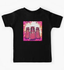 Radiant Daleks Kids Clothes