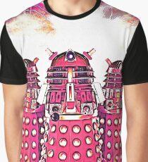 Radiant Daleks Graphic T-Shirt
