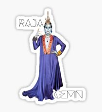 Raja Drag Race Season 3 Winner Sticker
