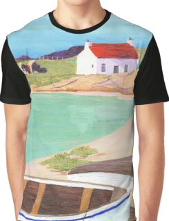 Hebridean Bay 2 T-shirt Graphique