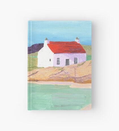Hebridean Bay 2 Hardcover Journal