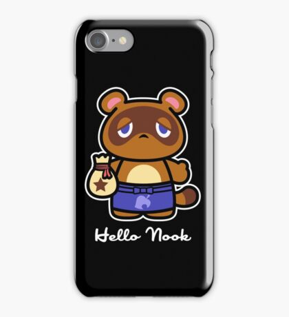 Hello Nook iPhone Case/Skin