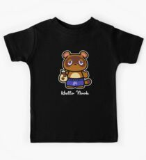 Hello Nook Kids Tee