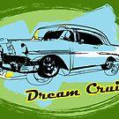 Dream Cruise by trash