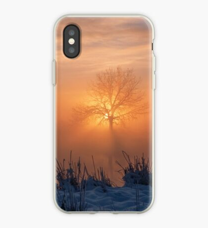 A Moment With Spirit iPhone Case