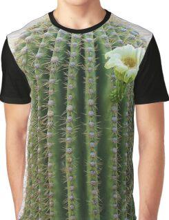 Cactus Flower, Arizona Graphic T-Shirt
