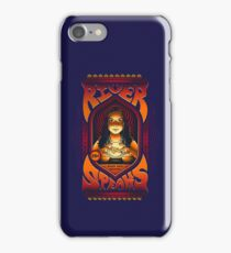 River Speaks iPhone Case/Skin