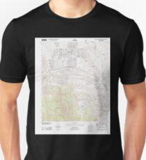 USGS TOPO Map Arizona AZ Prescott Valley South 20120518 TM T-Shirt