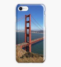 Golden Gate Bridge San Francisco iPhone Case/Skin