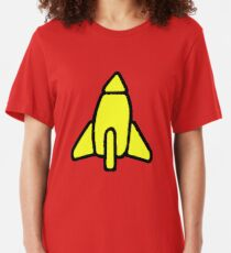 Reggie Rakete Slim Fit T-Shirt